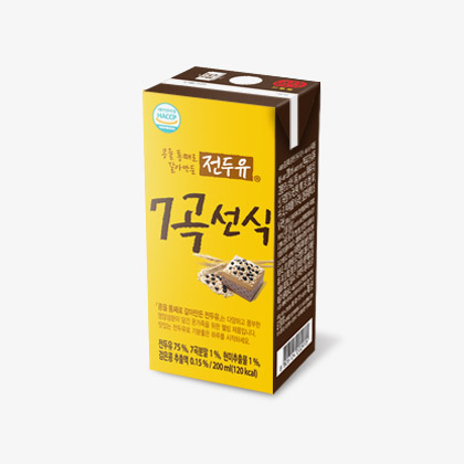 7 Grain Whole Soymilk